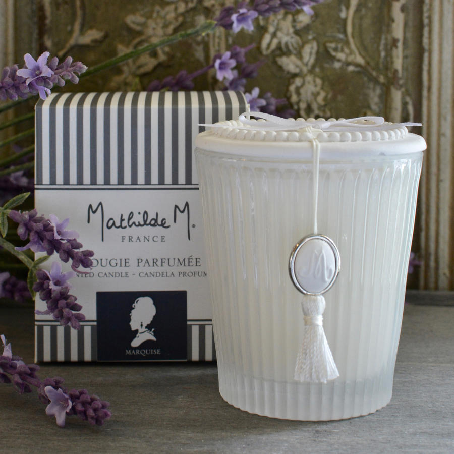 Mathilde M. Marquise Candle