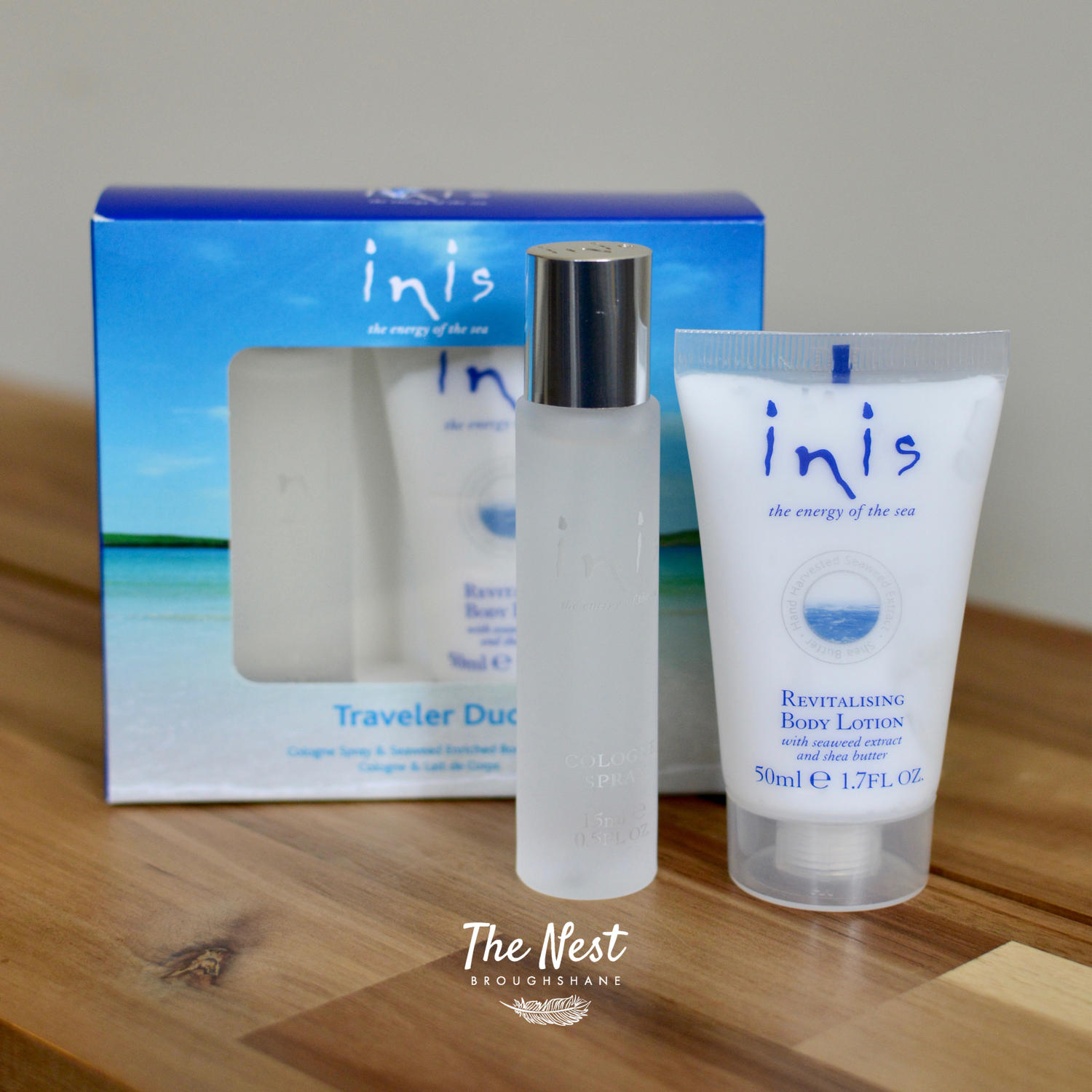 Inis - The Energy of The Sea - Travel Duo