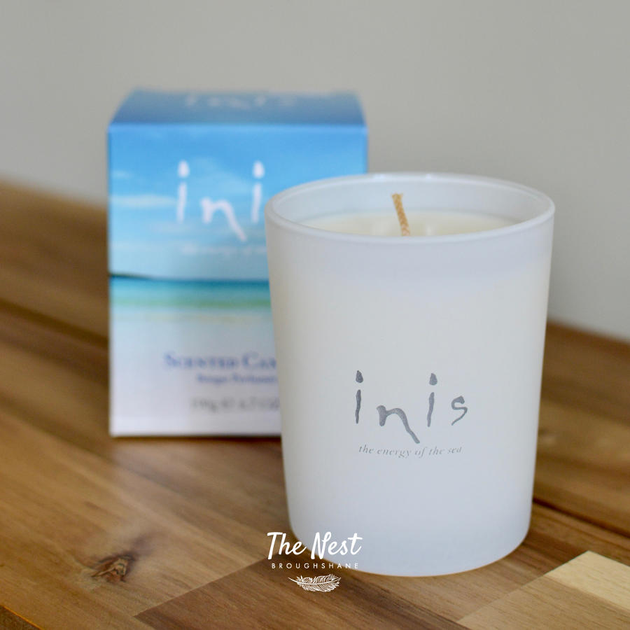 Inis - The Energy of The Sea - 6.7oz Candle
