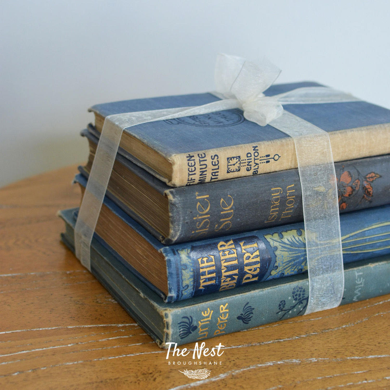 Set of Four Collectable Books