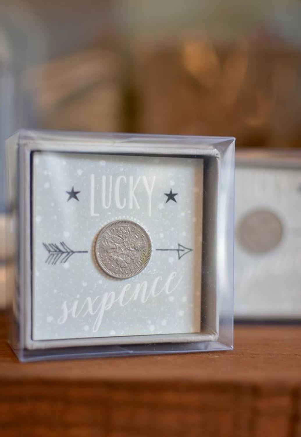 East of India - Lucky Sixpence