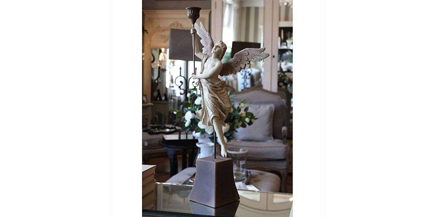 India Jane - Gunter Angel Candle Holder