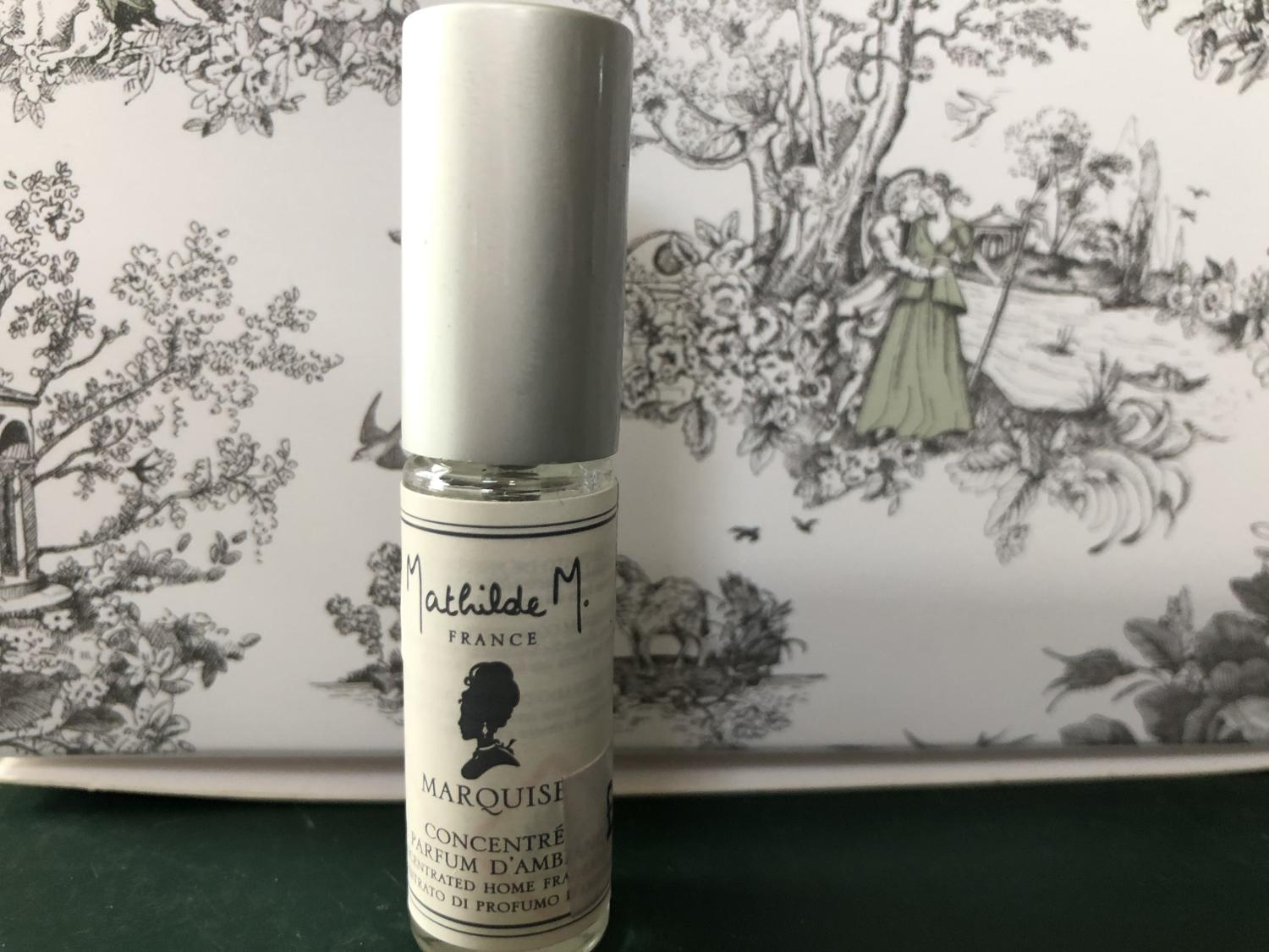 Mathilde M. France - 5 ML Concentrated Spray - Marquise Scent
