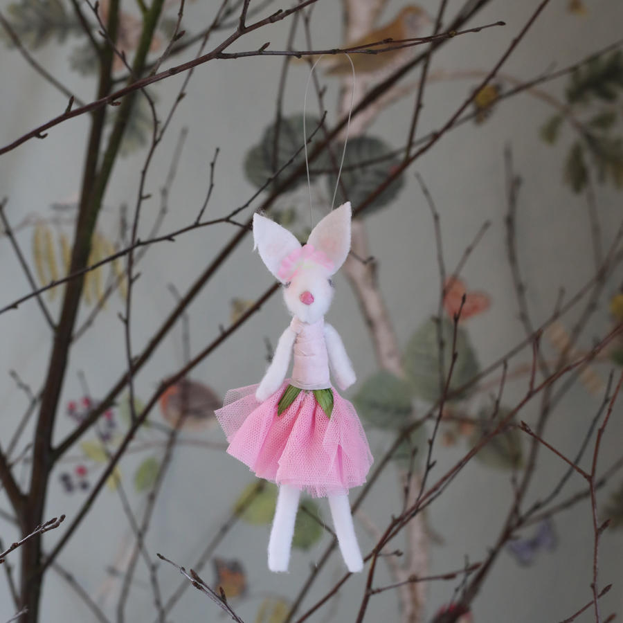 Gisela Graham - Bunny Easter Decoration