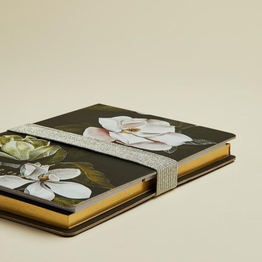 Ted Baker - Kenndi Notebook and Sticky Notes