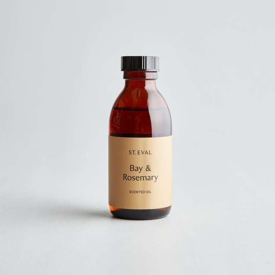 St Eval - Bay & Rosemary Diffuser Refill