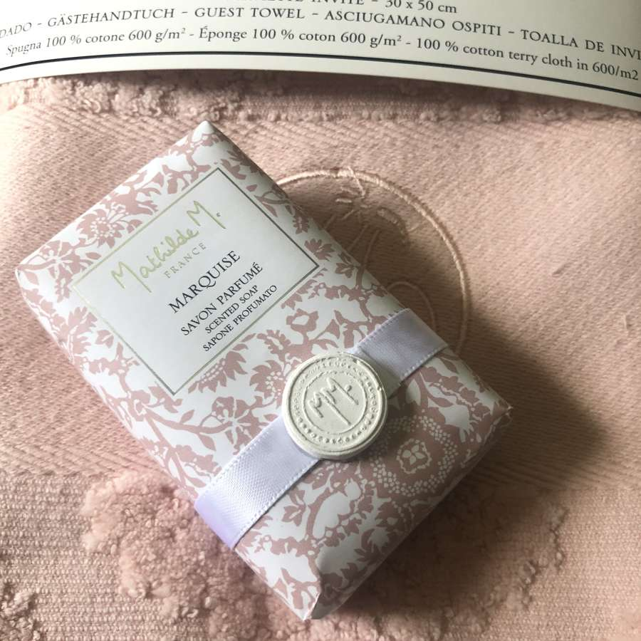 Mathilde M. Marquise Scented Soap