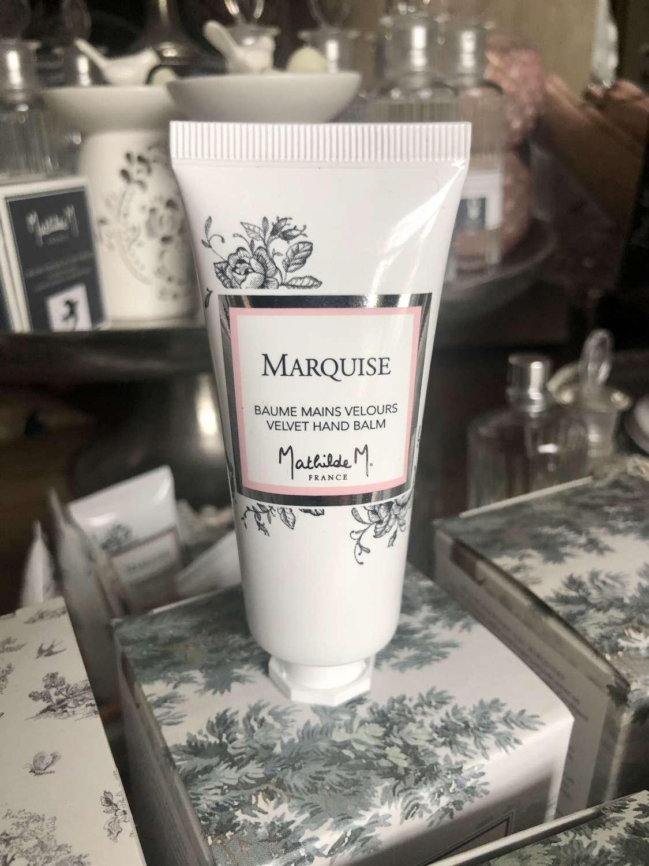 Mathilde M.France - Marquise Scented Velvet Hand Balm 30ml