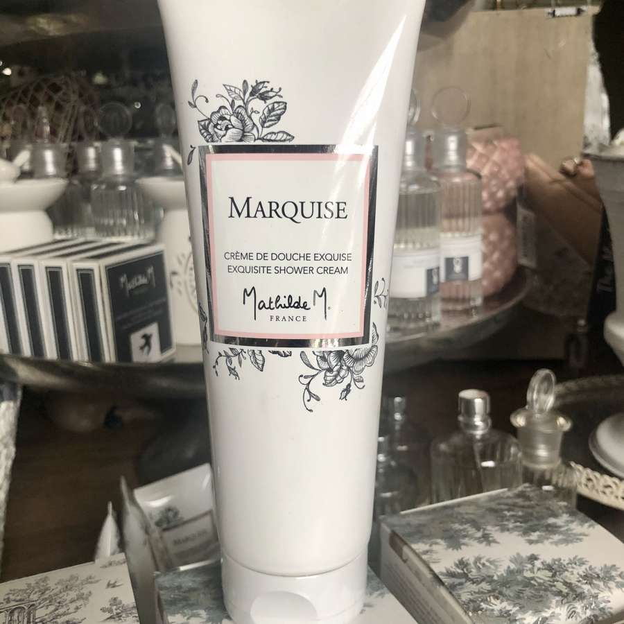 Mathilde M.France - Marquise Scented Exquisite Shower Cream 250ml