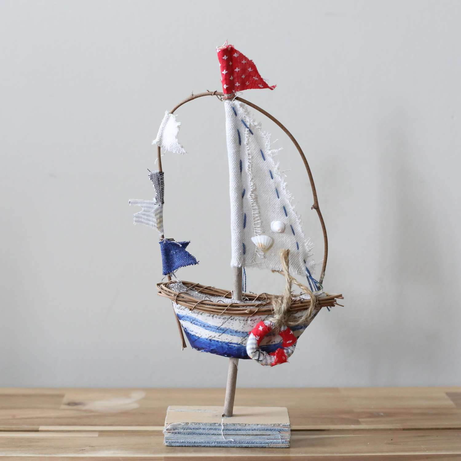 Heaven Sends - Decorative Boat