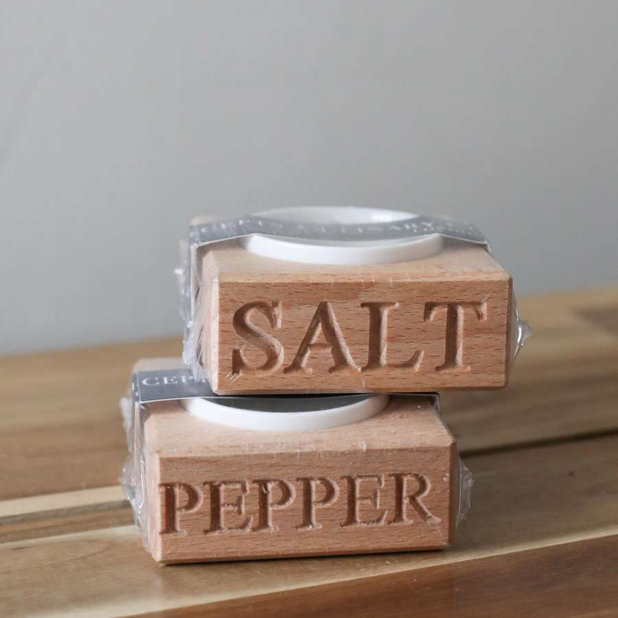 Culinary Concepts Salt & Pepper Set