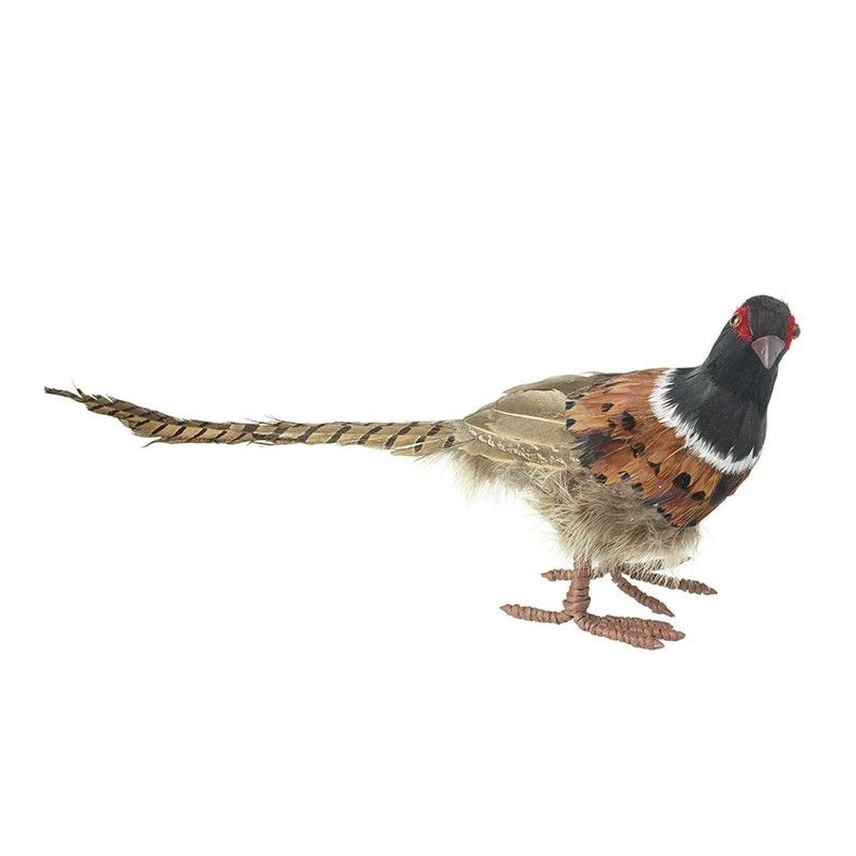Decorative Standing Pheasant