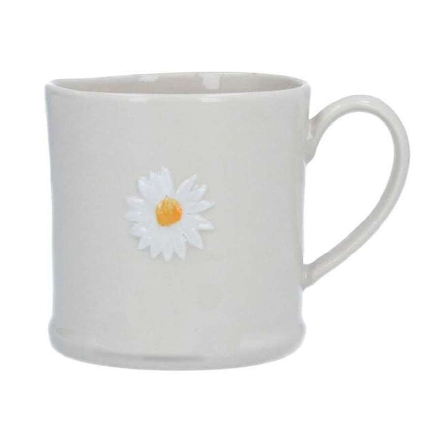 Gisela Graham - Daisy Mini Ceramic Mug