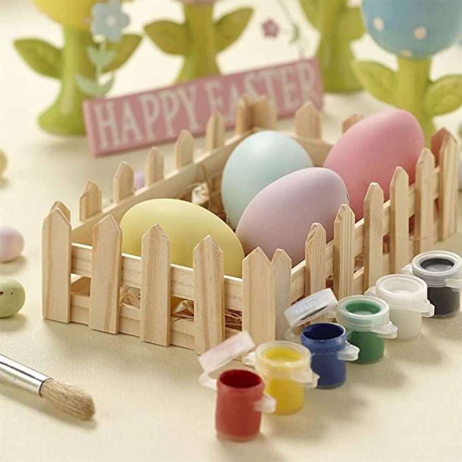 Gisela Graham - Paint Your Own Egg Kit