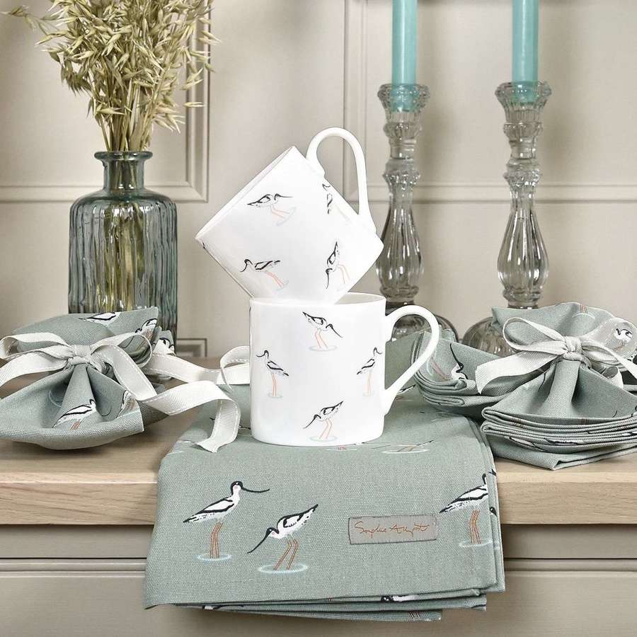 Sophie Allport - Coastal Birds Tea Towel