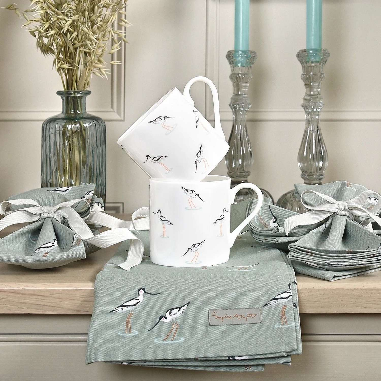Sophie Allport - Coastal Birds Tea Towel