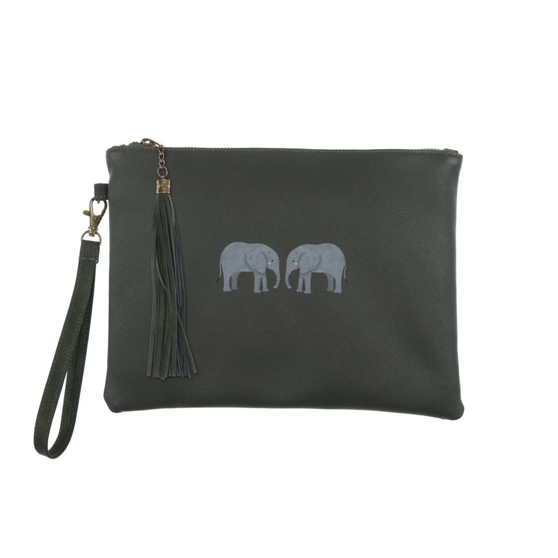 Sophie Allport - Elephant Clutch Bag