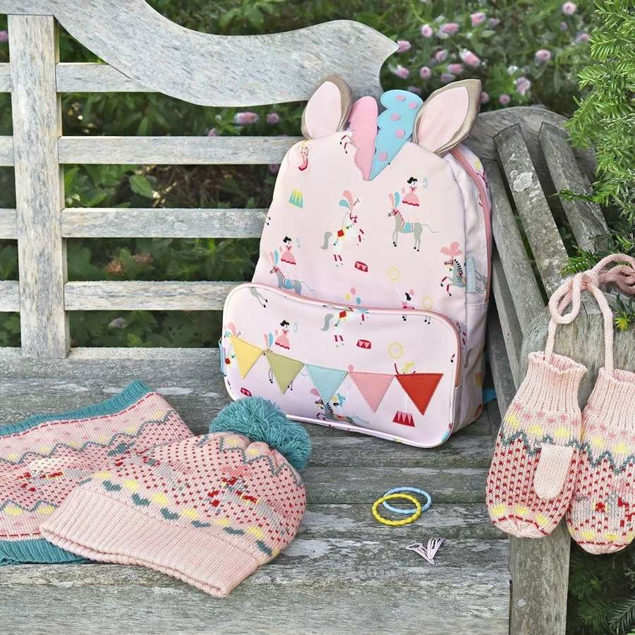 Sophie Allport - Fairground Ponies Backpack