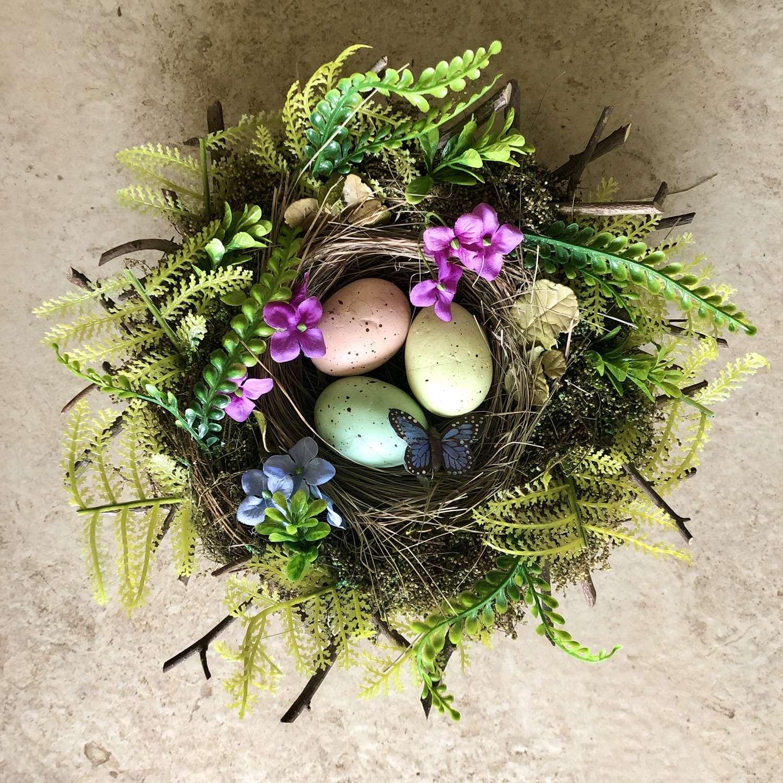 Decorative Easter Bird's Nest