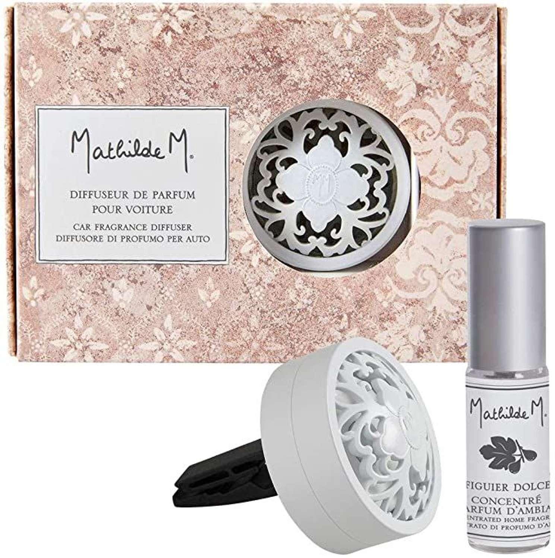 Mathilde M. France - Car Fragrance Diffuser - Figuier Dolce