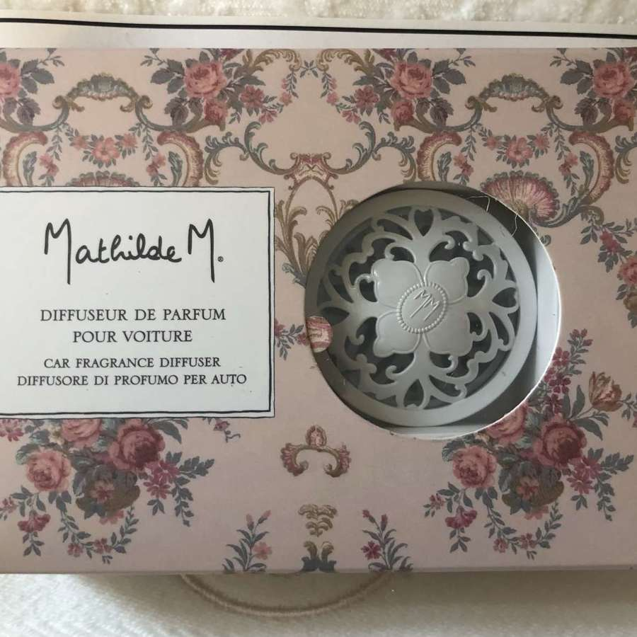 Mathilde M. France - Car Fragrance Diffuser - Marquise