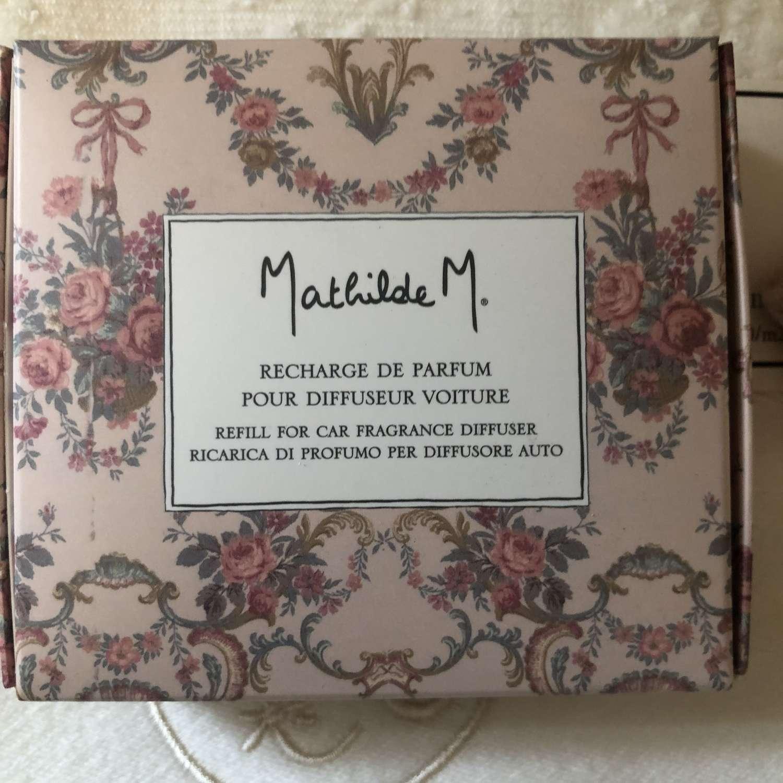 Mathilde M. France - Car Fragrance Diffuser Refill - Marquise